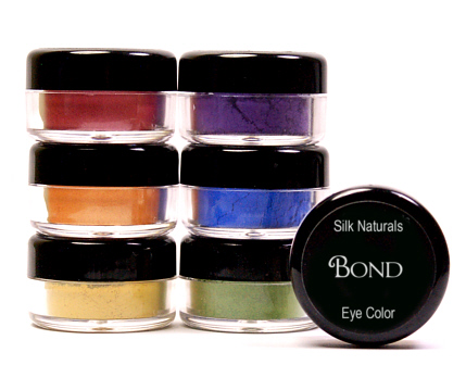 Silk Naturals Loose Mineral Eye Shadow