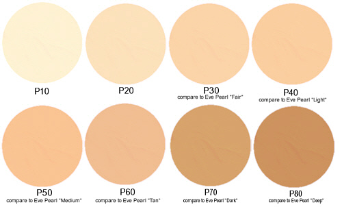 peach cream concealers