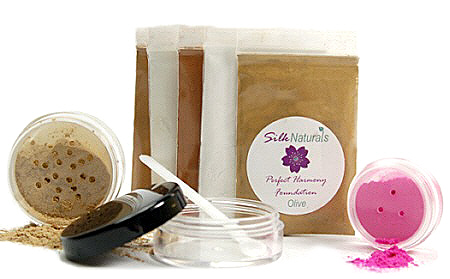 Silk Naturals Mineral Makeup
