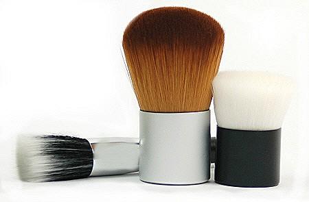 Mineral Makeup Kabuki Brushes